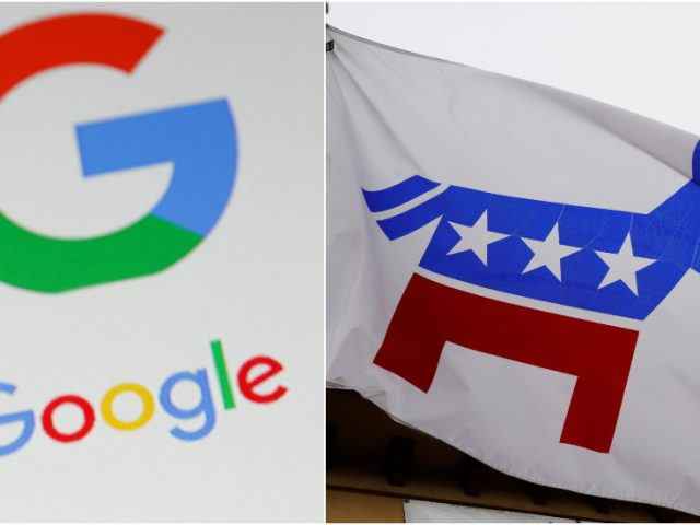 'Playing selective god': Google 'whistleblower' tells Project Veritas that search engine 'skews' results in Democrats' favor
