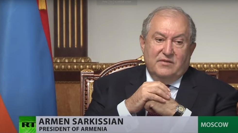 Armenian President