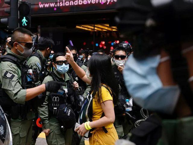 Chinese Ambassador Urges Canada Not to Grant Asylum to Hong Kong Protesters