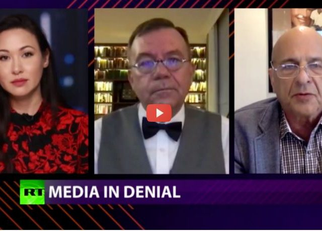 CrossTalk, QUARANTINE EDITION: Media in denial