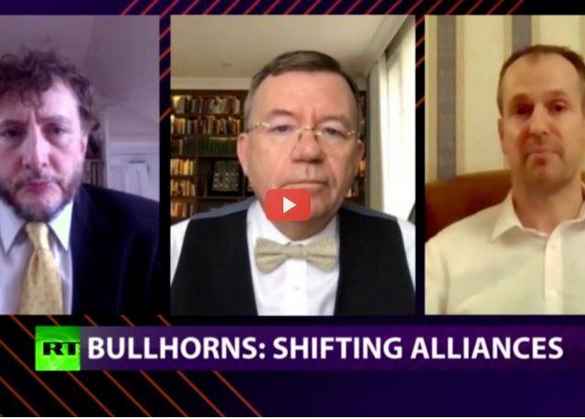CrossTalk Bullhorns, QUARANTINE EDITION: Shifting alliances