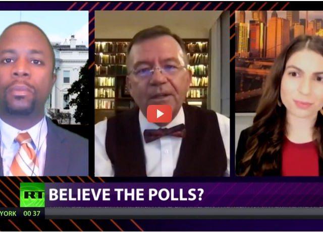 CrossTalk, QUARANTINE EDITION: Believe the polls?