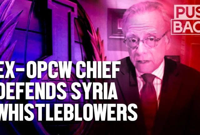 Ex-OPCW chief defends Syria whistleblowers and reveals he was spied on before Iraq war