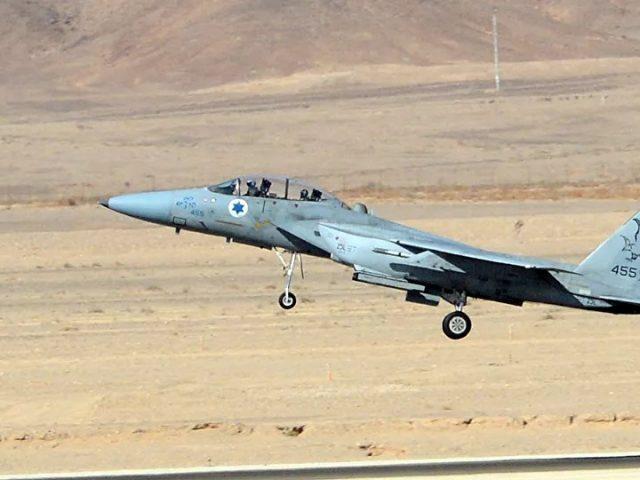 Israeli Forces Launch Retaliatory Strikes on Gaza Strip – Reports