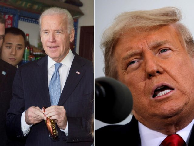Trump follows Republicans' calls demanding a special counsel investigation of Hunter Biden scandal, wants it BEFORE ELECTION