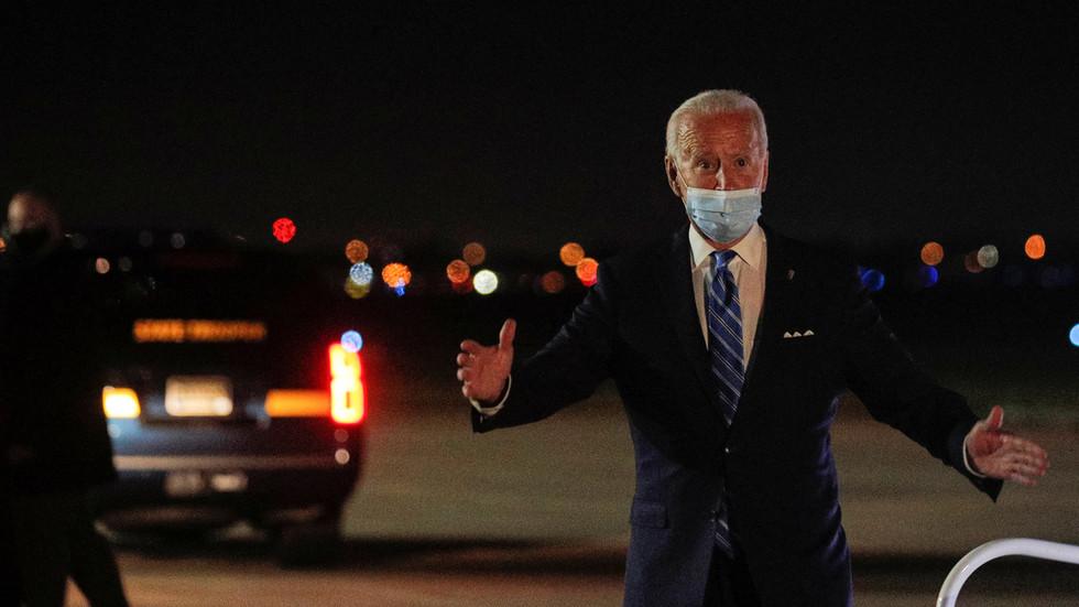 Joe Biden's penchant