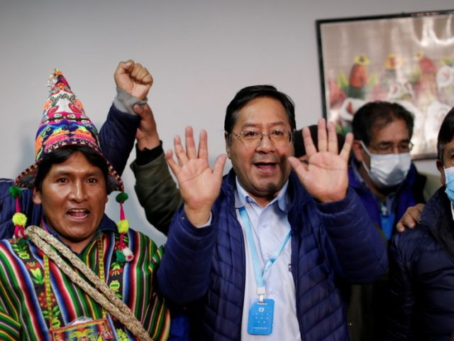 Bolivia's official presidential vote count confirms win by socialist Luis Arce, ally of ousted leader Morales