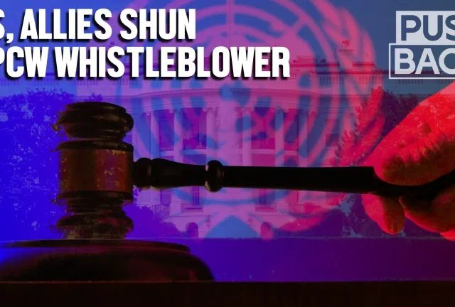 OPCW Syria whistleblower and ex-director attacked by US, UK, France at UN