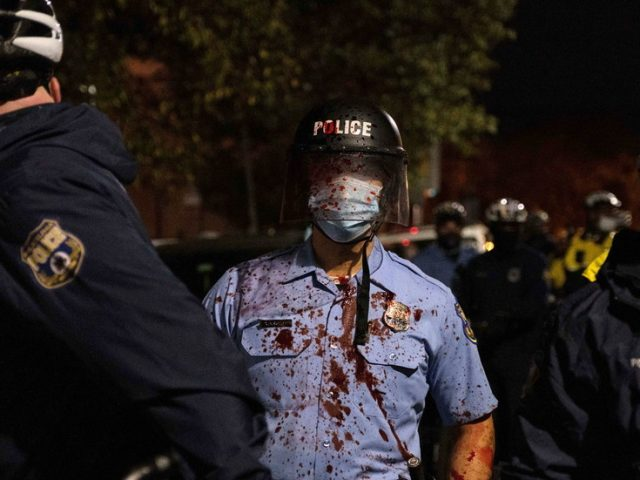 Philadelphia imposes citywide curfew after 2 nights of riots over police shooting of knife-wielding black man