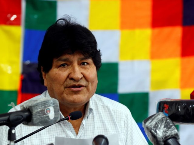 Exiled Bolivian President Morales vows to return to country 'sooner or later' after socialists' election win