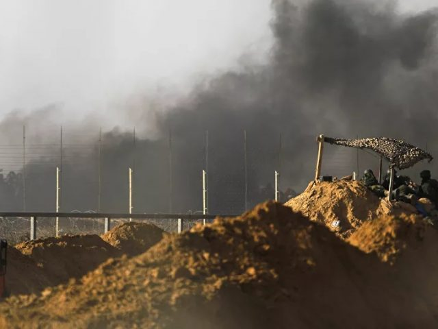 Rocket Alarm Sirens Sound in Israeli Settlement of Kerem Shalom, IDF Says