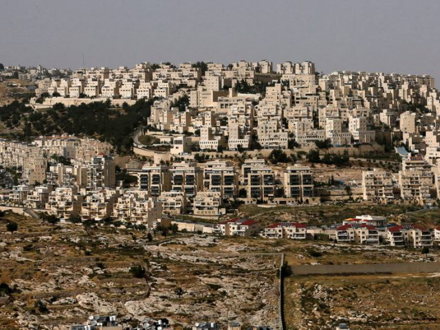 Arab League head DENOUNCES Israel's approval of over 2,000 new settlement units in occupied West Bank