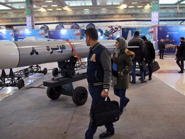 Iran Plans to Sell More Arms Than Import as Embargo Lifted, Defence Minister Says