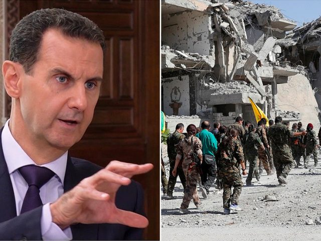 Assad says it's 'very probable' Turkey is ferrying Syrian militants to fight in 'Erdogan instigated' Nagorno-Karabakh conflict