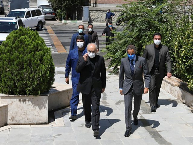 UN nuclear watchdog inspects 2nd Iranian site, after standoff over access