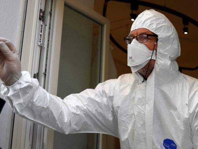 German COVID-19 test lab produces slew of false positives