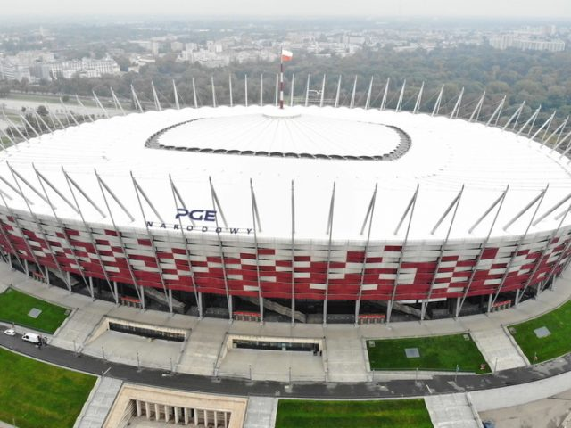 Poland to turn Warsaw's National Stadium into field hospital as Covid-19 spreads
