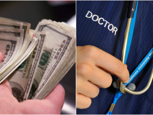 DOJ charges hundreds doctors & nurses in massive $6bn 'healthcare fraud' and opioid bust