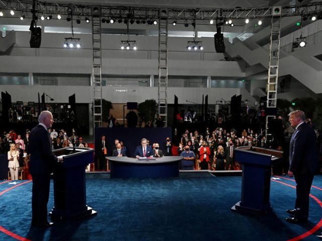 'Are you kidding me?' Final presidential debate will NOT feature foreign policy among topics in wake of Hunter Biden scandal