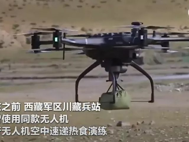 Armed to the Teeth: Chinese Military Boasts New Combat Drone During Drills – Video