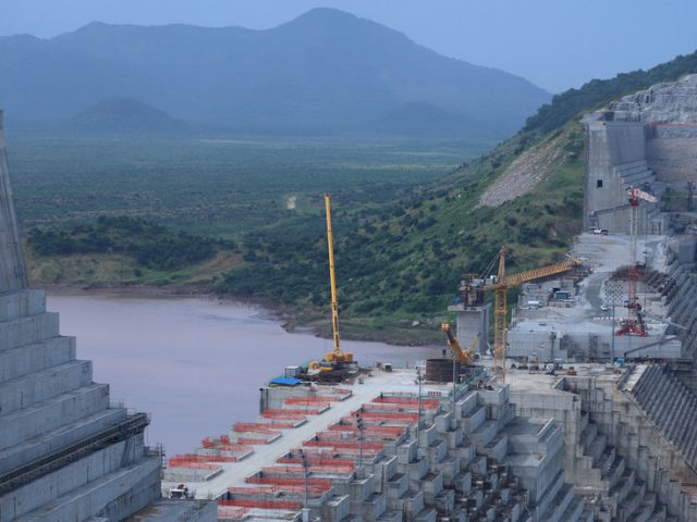 Ethiopia denounces Trump for INCITING WAR by saying Egypt will 'BLOW UP' disputed Blue Nile dam project
