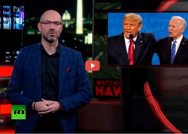 Presidential debates, education bribery, and Halloween frights