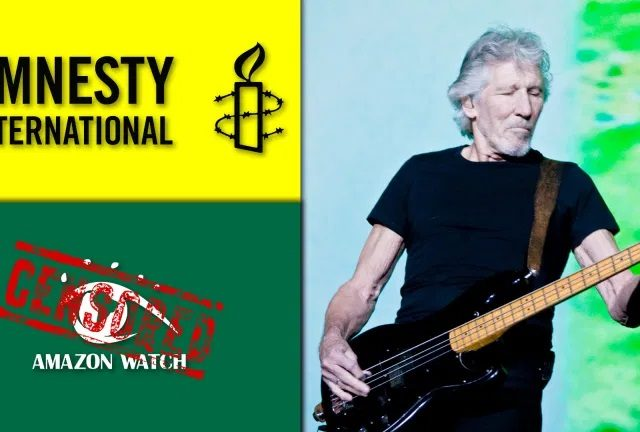 Why did Amnesty UK, Bellingcat and White Helmets sabotage Roger Waters webinar on corporate pollution?