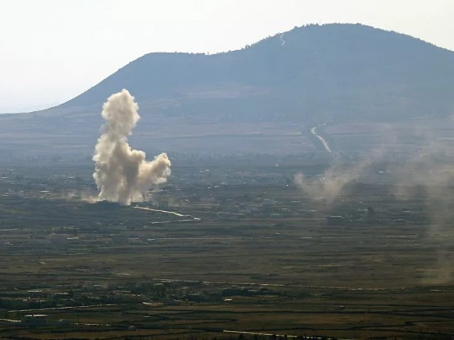 Israel Confirms September Attacks on Syrian Military Targets