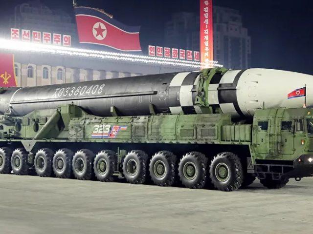 Pompeo Claims US-North Korean Diplomacy 'Successful' Despite Pyongyang's Recent ICBM Display