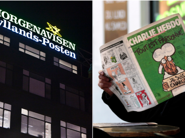 Danish paper, first to publish Mohammed cartoons in 2005, refuses to print Prophet caricatures over safety concerns