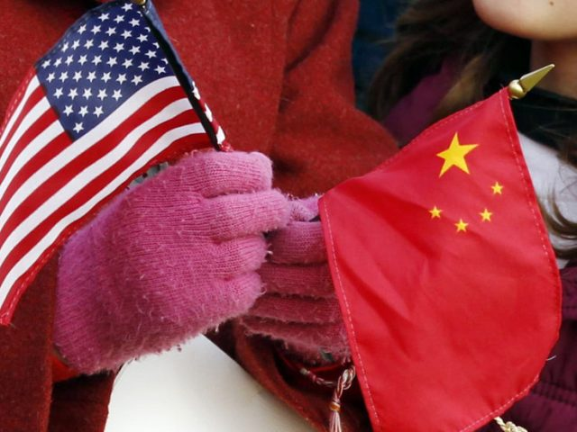 Complete 'decoupling' of US & China economies 'not realistic' – senior Chinese official