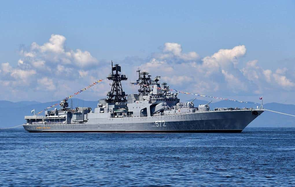 Admiral Vinogradov anti-submarine