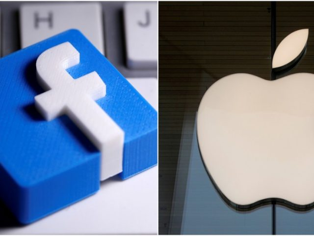 'Privacy' or 'profit'? Giant corporations Apple & Facebook clash over collecting people's personal data