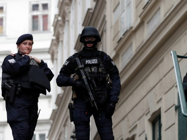 14 arrested in connection with Vienna terrorist attack as police carry out 18 raids