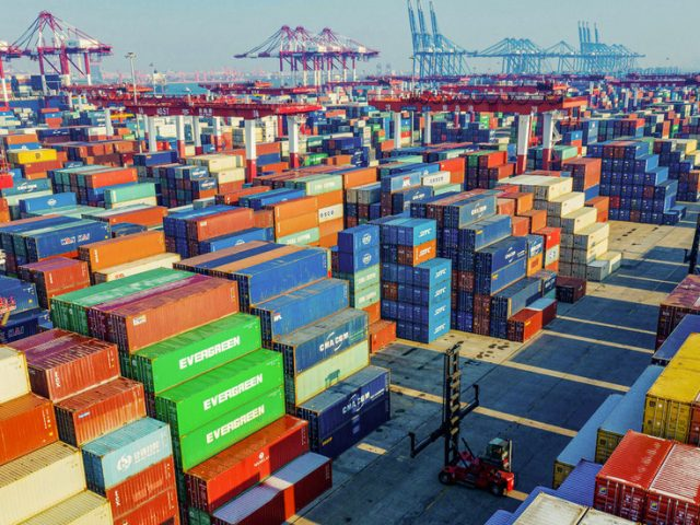 China's exports growth outpaces pre-pandemic levels, offsetting coronavirus impact