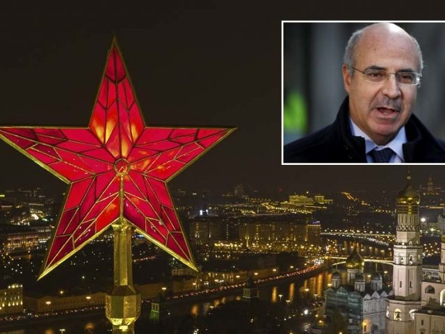 Ex-Moscow high-roller & yarn-spinner-supreme Bill Browder now claims Russians tricked a British bank into closing his account