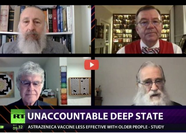 CrossTalk, QUARANTINE EDITION: Unaccountable deep state