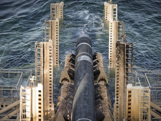 Construction of Russia's Nord Stream 2 gas pipeline to restart next month