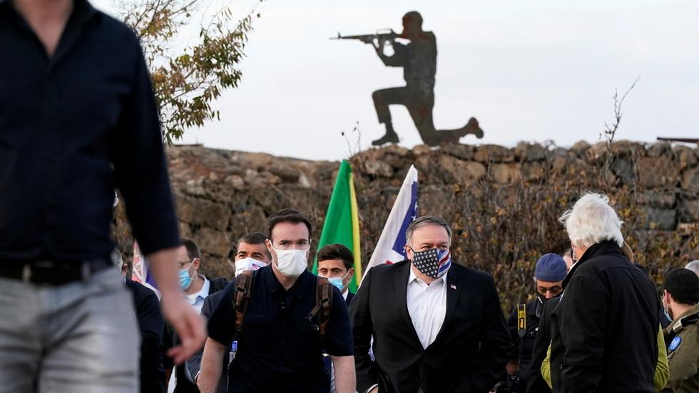 Golan Heights has