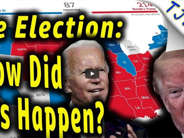 The Election: How Did This Happen?!