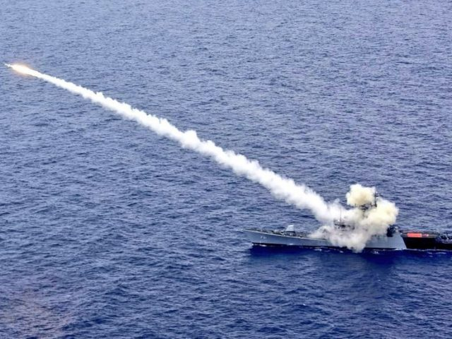 Indian navy flexes its muscles in anti-ship missile test, demonstrating deadly accuracy at 'maximum range' (VIDEO)