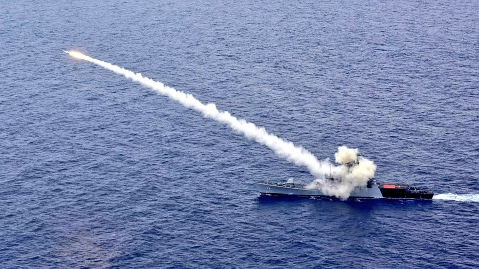 India has tested yet another missile,