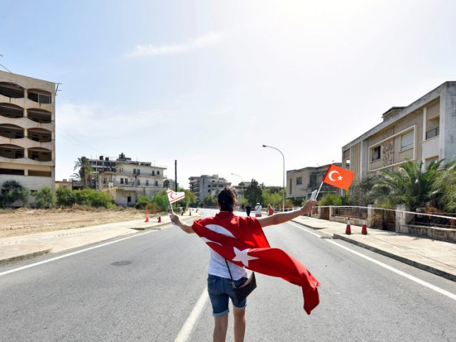 European Parliament approves sanctions on Turkey over reopening of Cyprus town