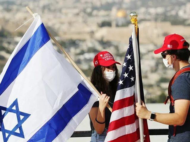 'Great for Israel': Ahead of US Elections, Most Israelis Would Like to See Trump Re-elected