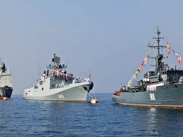 Russia's Red Sea hub: Putin signs off on building naval facility in Sudan