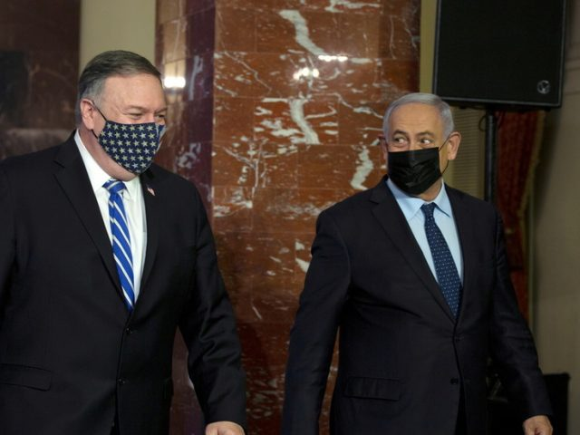 'A cancer': Pompeo tells Netanyahu US will ban funding to groups supportive of 'anti-Semitic' BDS movement