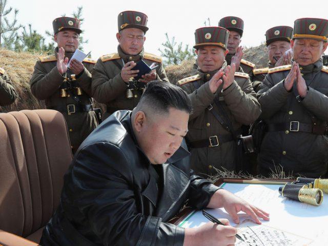 North Korea's Kim locked down Pyongyang & banned sea fishing amid Covid fears – S. Korea intelligence service