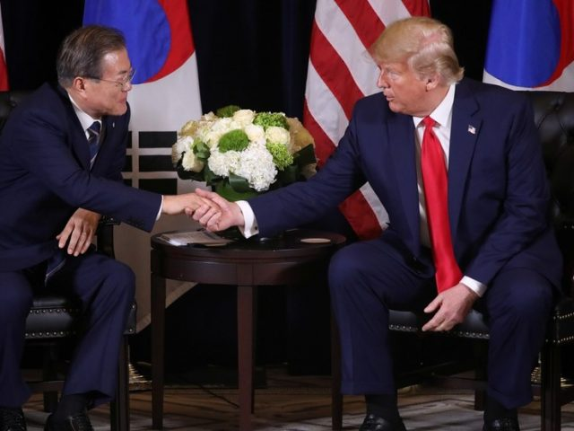 Seoul goes all-in on presumption Joe Biden won, launching efforts to build connections with 'new administration'