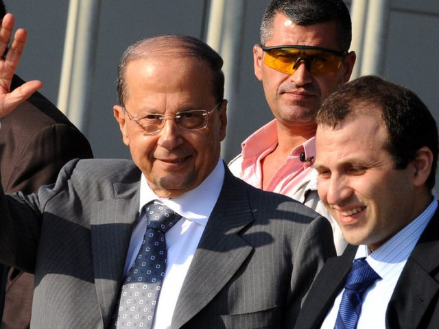 Lebanese president seeks evidence from US after Washington sanctions Hezbollah-allied ex-FM Bassil