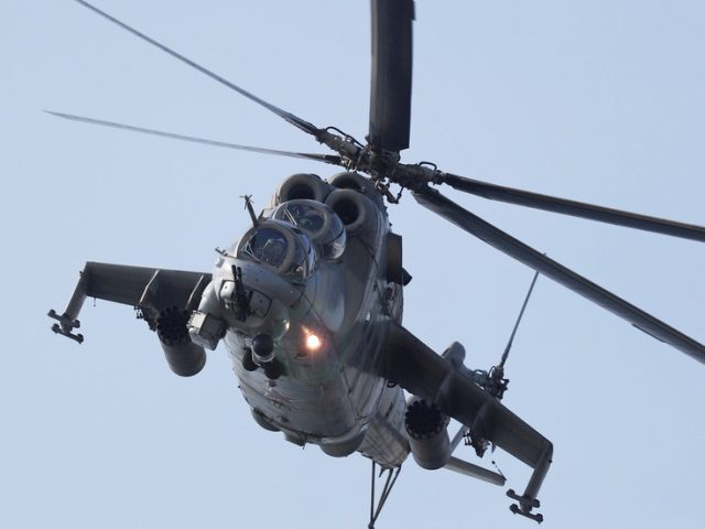 2 killed & 1 injured as Russian military helicopter shot down by mobile surface-to-air missile over Armenia – Moscow